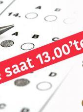 8.Sınıf Ortak Sınavlar Soru ve Cevapları EBA'da