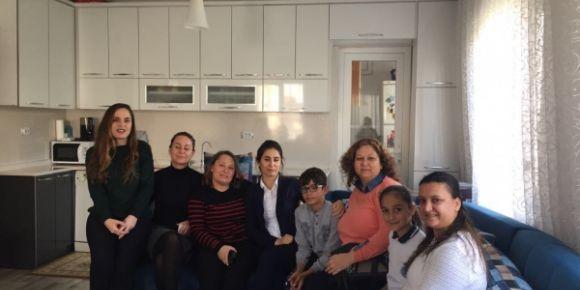 Ocak ayı aile ziyaretlerimiz devam ediyor