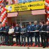 Arhavi'de Ertuğrul Kurdoğlu Fen Lisesi törenle hizmete açıldı