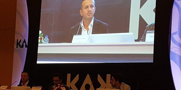 Manavgat Pardus dönüşüm projemiz 2017 kamu açık kaynakkonferansında