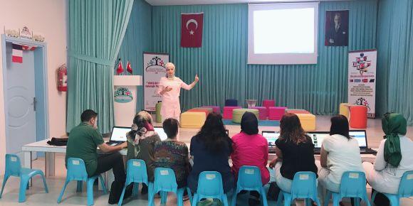 Öğretmenlerimizle Eba Toplantımız