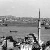 İstanbul, Üsküdar'ın Karşıdan Görünüşü, 1952