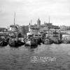 İstanbul, Haliç'te Mavnalar, 1952