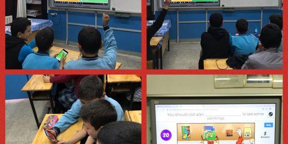 """""""My Digital Classroom"""" eTwinning Projemizde Web 2.0 Araçları İle Tanışıyoruz"""