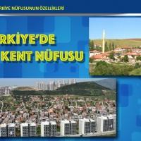 Türkiye'de Kır Kent Nüfusu