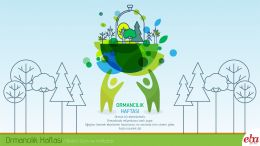 Her yıl Mart ayının 2. haftası olarak kutlanan Ormancılık haftası tanıtılmıştır.