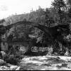 Rize, Fındıklı, Taş Köprü, 1975