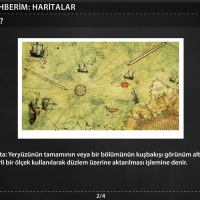 Haritalarda Yerşekillerini Gösterme Yöntemleri