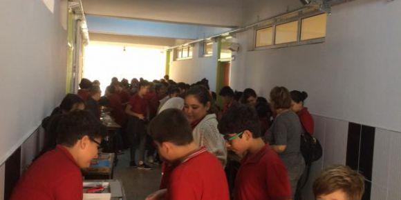 """Gazipaşa Ortaokulu'da""""Dişlerimizi Tanıyalım Sokağı"""" açıldı"""