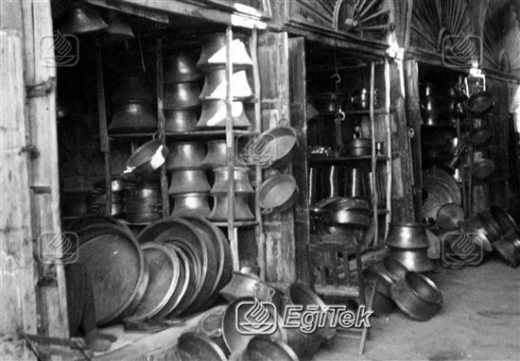Urfa, Bakırcılar Çarşısı, 1954
