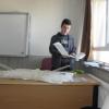 Ürgüp Tesan Anadolu Öğretmen Lisesi Maket Uçak Yapımı Kursu
