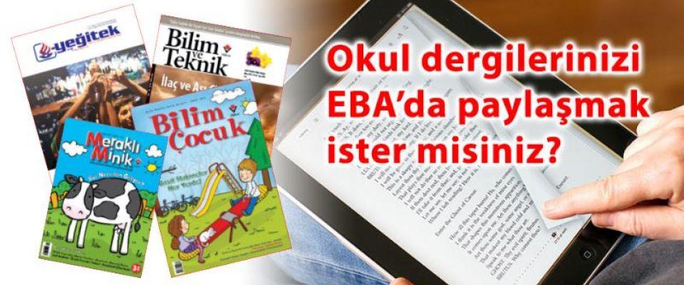 Okul Dergi Paylaşım Modülü