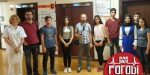 Mut Farabi Mesleki Ve Teknik Anadolu Lisesi Erasmus projesi tamamlandı