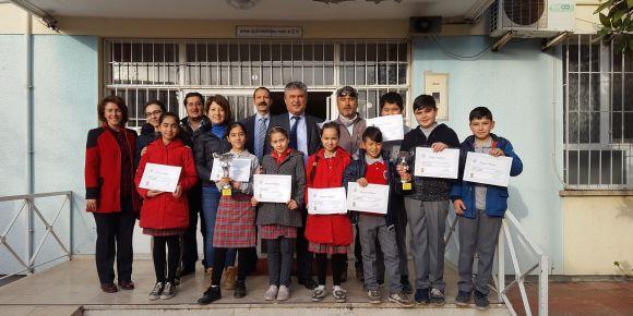 Okul takımımızın badminton başarısı