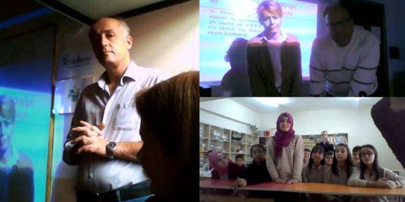 Ahmet Taner Kışlalı Ortaokulu eTwinning Projesi