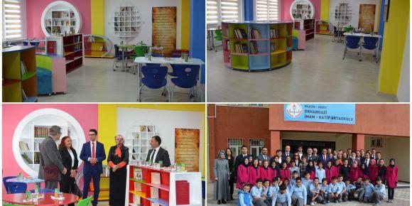Söğüt'te z-kütüphane ve konferans salonu hizmete açıldı