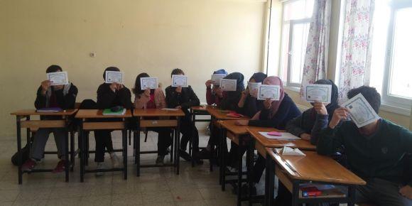 Mustafa İclal Başer Anadolu Lisesi Code Week'e katılarak sertifikalarına kavuştular