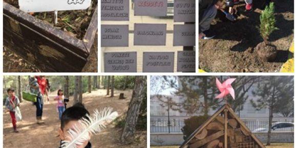 """""""Ailem İle Doğayı Koruyorum"""" eTwinning projesi başladı"""