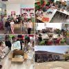 Vilayetler Hizmet Birliği Anaokulu gökkuşağı sınıfı heybelerini Diyarbakır'a yolladı