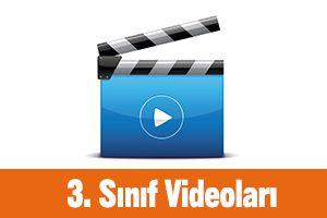 3. Sınıf Videoları