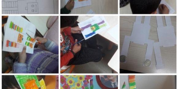 Little STEMists projesi ile okulumuzda STEM projesi