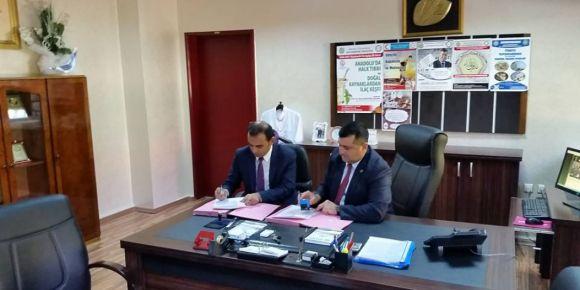 Harran Üniversitesi ile Şanlıurfa Bilim ve Sanat Merkezi arasında protokol imzalandı