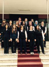 12 Öğrenci ve 2 Öğretmen ile BERLİN yolcusu
