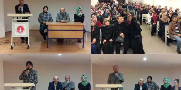 Nurettin Topçu KAİHL okul veli toplantısı ve aile birliği seçimi yapıldı