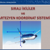 Doğrusal Denklemler (Sıralı İkililer ve Kartezyen Koordinat Sistemi)