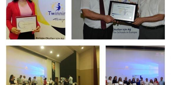 Sungurbey Anadolu Lisesi Ulusal Kalite Etiketi aldı