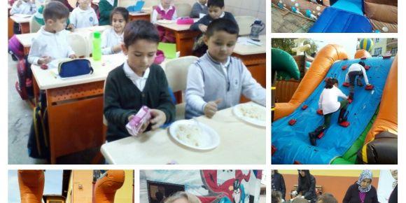 Çağlayan İlkokulu Pilav Günü