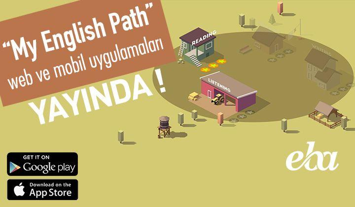 """""""My English Path"""" EBA'da"""