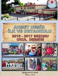 Ahmet Demir İlk ve Ortaokulu Dergisi (Yeşilli / Mardin)