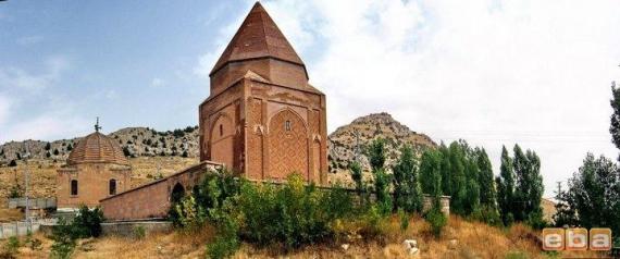 Kayseri Pınarbaşı Melikgazi Türbesi