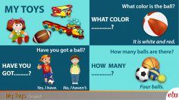 """Bu infografikte """"My Toys"""" konusu ele alınmıştır."""