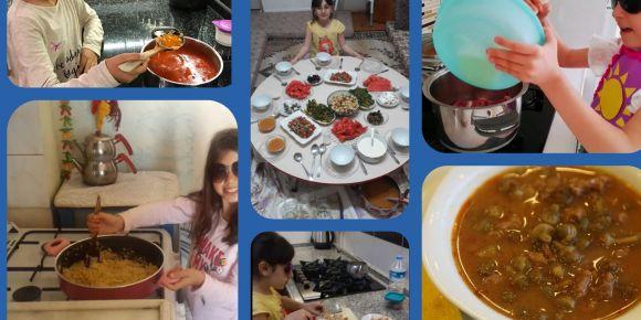 90 günde devri alem projesi yemek tanıtımı