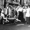 İlk fındık mahsulü merasimi, 1952