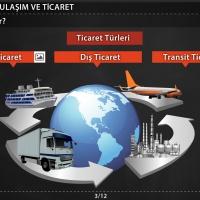 Türkiye'de Ulaşım ve Ticaret – Türkiye'de Ticaret