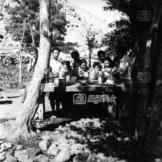 Tunceli, Kırk Gözeler, 1978