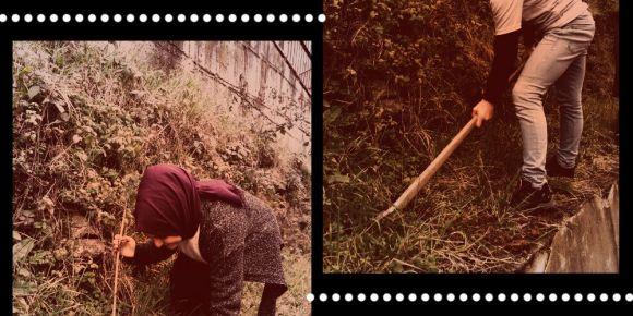 Orman Haftası etkinliklerinde ağaç dikme etkinliğimiz