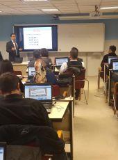 Eskişehir İlinde BT Rehber Öğretmenlerine Yönelik EBA Tanıtım Semineri Düzenlendi