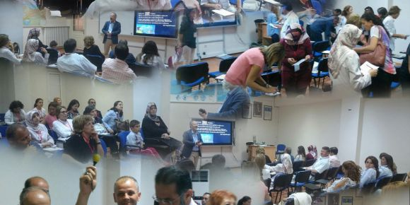 Fatih Projesi Teknoloji Destekli Biyoloji Eğitici Eğitimi başladı