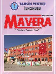 MAVERA-TAHSİN YENTUR İLKOKULU OKUL DERGİSİ