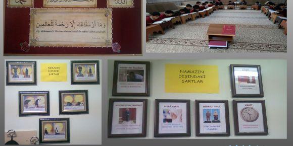 Hacı Ali Karamercan İHO meslek dersleri etkinliklerimiz