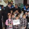 Isparta Öğrenciler İlköğretim Okulu öğrencileri tarafından 'Ellerimi Yıkarım, Dişlerimi Fırçalarım' projesi