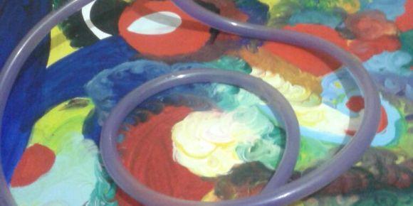 TÜBİTAK Bilim Fuarı Renklerin Dansı proje çalışmaları devam ediyor