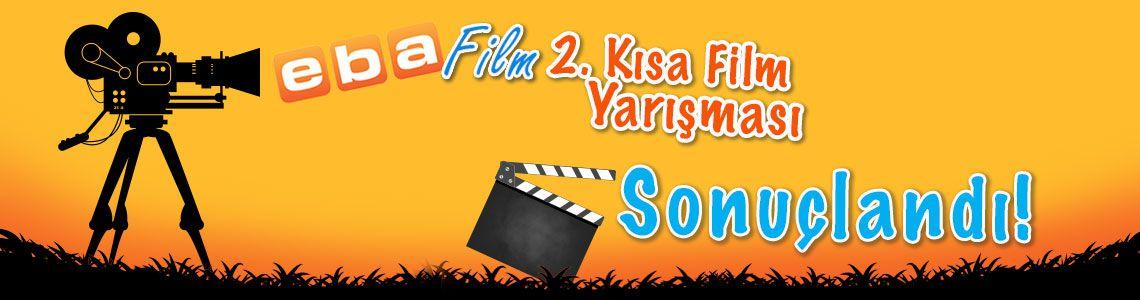 EBA Film Yarışması Sonuçları