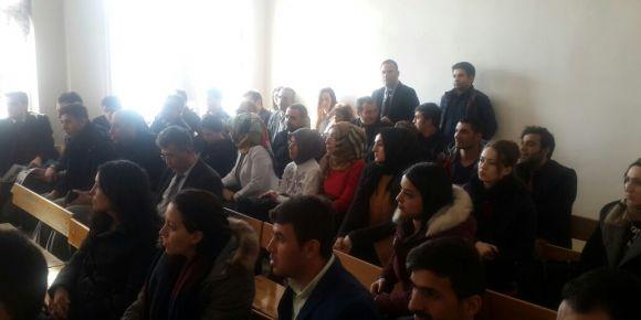 Yüksekova Anadolu İmam Hatip Lisesi EBA toplantısı