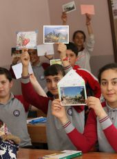 HACIVEYİSZADE AHMET HAŞHAŞ İLKOKULU'NDAN  MUŞ'A MEKTUP VAR