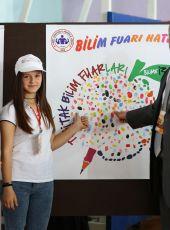Fatsa Cahit ZARİFOĞLU Anadolu Lisesi TÜBİTAK Bilim Fuarı
